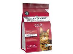 Сухой корм для кошек Arden Grange Adult Cat Fresh Chicken & Potato 4 кг