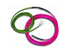 Нагревательный кабель Rehau Solelec 2х 1244/1360 W, 17 W/m 80м