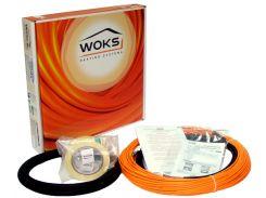 Нагревательный кабель WOKS 10-1250