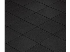Битумная черепица KATEPAL Super Foxy, темно-серый, 3 м.кв./упаковка