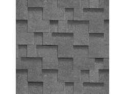 Битумная черепица Shinglas Джайв Аккорд серый