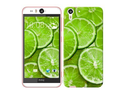 "Чехол на HTC Desire Eye Лайм ""2742u-470"" Одесса"