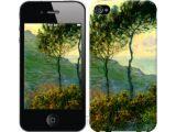 """Цены на Чехол на iPhone 4s Клод Моне """"..."""