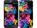 Цены на Чехол на LG L90 Dual D410 Абст...