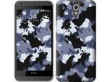 Цены на Чехол на HTC Desire 620 Камуфл...