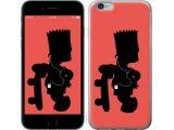 Цены на Чехол на iPhone 6s Plus Барт н...