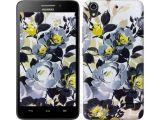 Цены на Чехол на Huawei G620S Цветы ак...