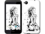 Цены на Чехол на HTC Desire 320 Абстра...
