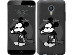 "Чехол на Meizu MX4 Swag.  Mickey Mouse ""797u-131"""