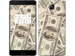 "Чехол на OnePlus 3 Доллары ""3016c-334"""