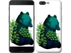 """Чехол на OnePlus 5 Мишка """"3831u-969"""""""