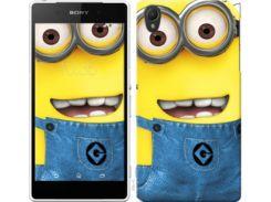 "Чехол на Sony Xperia Z2 D6502/D6503 Миньоны 7 ""859c-43"""