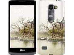 """Чехол на LG Leon H324 Японский пейзаж """"776c-403"""""""