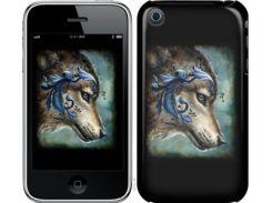"Чехол на iPhone 3Gs Art 1 ""1010c-34"""