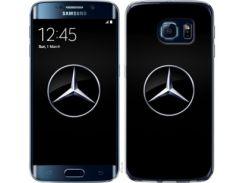 """Чехол на Samsung Galaxy S6 Edge G925F Mercedes Benz 1 """"974c-83"""""""