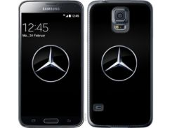 "Чехол на Samsung Galaxy S5 g900h Mercedes Benz 1 ""974c-24"""