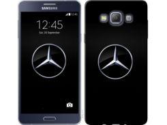 """Чехол на Samsung Galaxy A7 A700H Mercedes Benz 1 """"974c-117"""""""