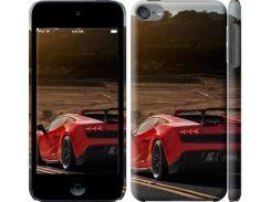 "Чехол на iPod Touch 6 Lamborghini v2 ""2948c-387"""