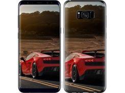 "Чехол на Samsung Galaxy S8 Plus Lamborghini v2 ""2948c-817"""