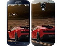 "Чехол на Samsung Galaxy S4 i9500 Lamborghini v2 ""2948c-13"""