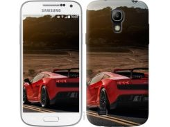 "Чехол на Samsung Galaxy S4 mini Lamborghini v2 ""2948c-32"""