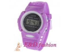 Электронные часы LCD Shock Resist Ultimate Sport