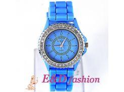 Наручные часы Geneva DeLuxe синие