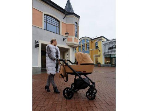 Детская коляска 2 в 1 Broco Smart Sand Луцк