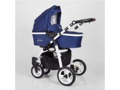 Детская коляска KUNERT LIBERO 2 в 1 LI 12 (white)