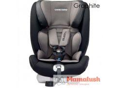 Автокресло Caretero Volante Fix ISOFIX ( 9 - 36кг ) Graphite
