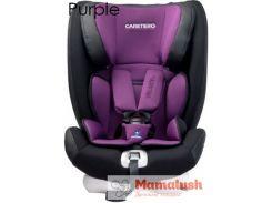 Автокресло Caretero Volante Fix ISOFIX ( 9 - 36кг ) Purple