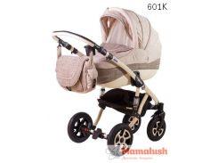 Детская коляска Adamex ERIKA  Детская коляска 2 в 1,  Eco 601K
