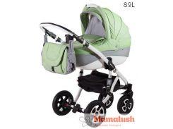 Детская коляска Adamex ERIKA  Детская коляска 2 в 1,  Len 89L