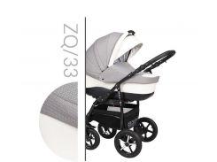 Детская коляска BABY MERC ZIPY Q 2 в 1 ZQ/33