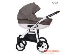 Детская коляска Coletto Savona Decor 2 в 1 SC03