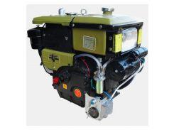 Дизельный двигатель водяного охлаждения Кентавр ДД190ВЭ + бесплатная доставка