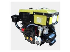 Дизельный двигатель водяного охлаждения Кентавр ДД195ВЭ + бесплатная доставка