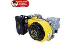 Двигатель бензиновый КЕНТАВР ДВЗ-210Бег + бесплатная доставка без комиссии за наложенный платеж