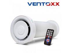 Ventoxx Сhampion - Система вентиляции с рекуператором (управление - пульт)