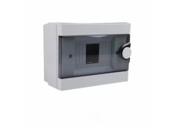 Бокс пластиковый модульный для наружной установки на 2-6 модулей, Electro House EH-BM-005