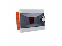 Бокс пластиковый модульный для внутренней установки на 2-6 модулей, Electro House EH-BM-011