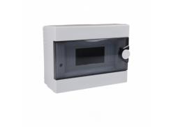 Бокс пластиковый модульный для наружной установки на 9 модулей, Electro House EH-BM-006