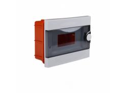 Бокс пластиковый модульный для внутренней установки на 9 модулей, Electro House EH-BM-012