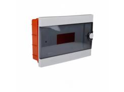 Бокс пластиковый модульный для внутренней установки на 12 модулей, Electro House EH-BM-013