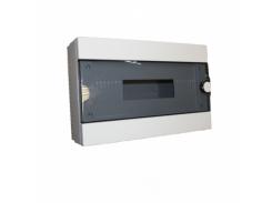 Бокс пластиковый модульный для наружной установки на 16 модулей, Electro House EH-BM-008
