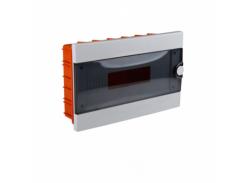 Бокс пластиковый модульный для внутренней установки на 16 модулей, Electro House EH-BM-014