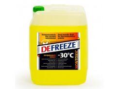 Defreeze 30 (Дефриз) - антифриз - теплоноситель для систем отопления до - 30°С (цена за 10 кг)