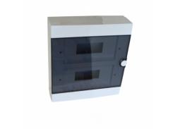 Бокс пластиковый модульный для наружной установки на 24 модулей, Electro House EH-BM-009