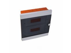 Бокс пластиковый модульный для внутренней установки на 24 модулей, Electro House EH-BM-015