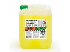 Теплоноситель SUNWAY 30 для систем отопления (цена за 10 литров)